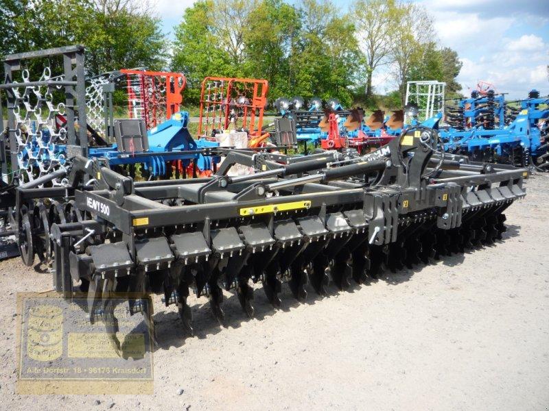 Kurzscheibenegge des Typs Agroland Titanum heavy 500 (stabile) Scheibenegge, Neumaschine in Pfarrweisach (Bild 1)