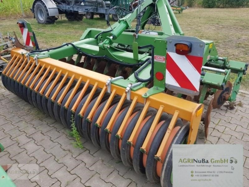 Kurzscheibenegge of the type Amazone Catros  3001 Plus, Gebrauchtmaschine in Prenzlau (Picture 1)