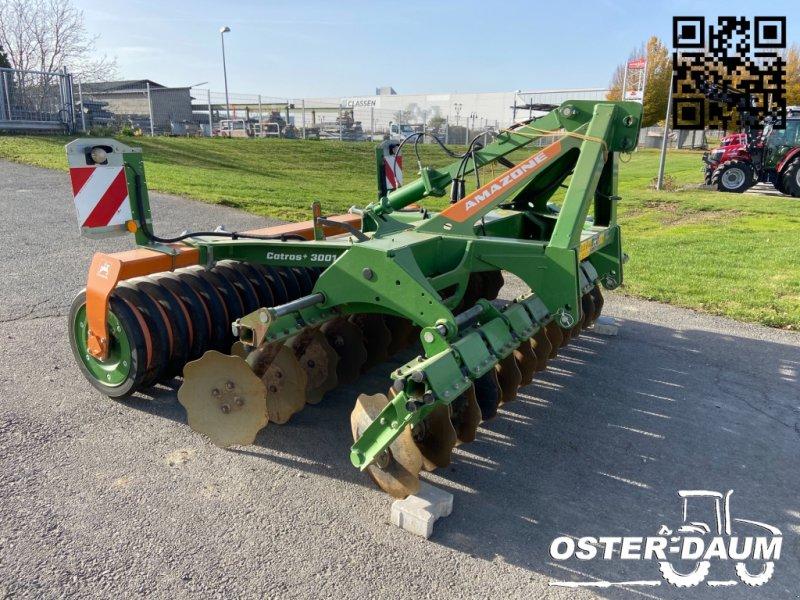 Kurzscheibenegge des Typs Amazone Catros 3001, Gebrauchtmaschine in Kaisersesch (Bild 1)