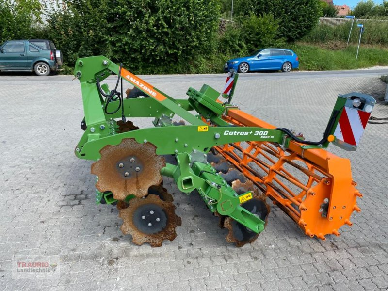 Kurzscheibenegge tip Amazone Catros 3003 Special Vorführmaschine, Neumaschine in Mainburg/Wambach (Poză 1)