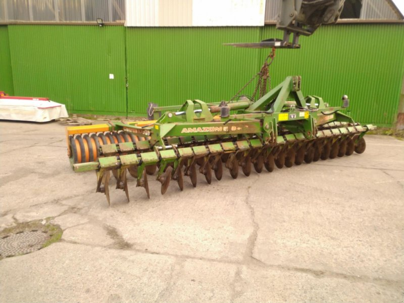 Kurzscheibenegge tip Amazone Catros 6001-2, Gebrauchtmaschine in Liebenwalde (Poză 1)