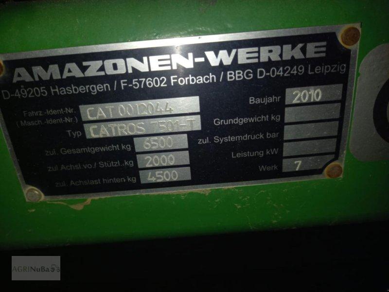 Kurzscheibenegge a típus Amazone Catros 7501-T, Gebrauchtmaschine ekkor: Prenzlau (Kép 4)