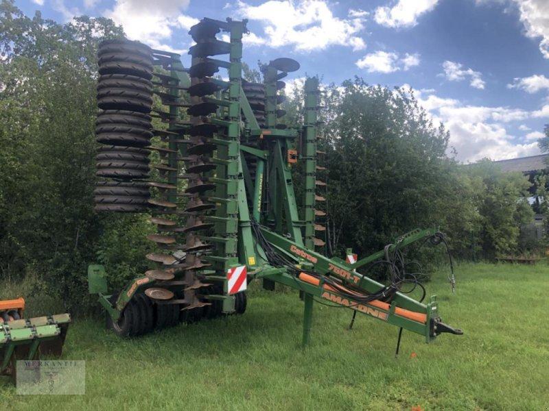 Kurzscheibenegge des Typs Amazone Catros 7501-T, Gebrauchtmaschine in Pragsdorf (Bild 1)