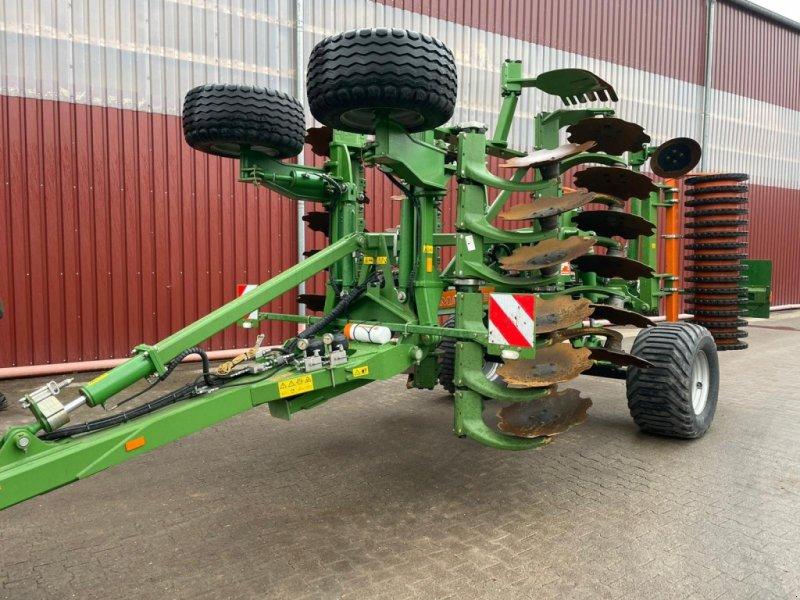 Kurzscheibenegge des Typs Amazone Certos 4001-2TX neuwertig, Gebrauchtmaschine in Ostercappeln (Bild 1)