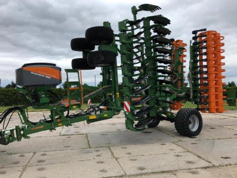 Kurzscheibenegge tip Amazone certos 7001-2tx, Gebrauchtmaschine in HASBERGEN (Poză 1)