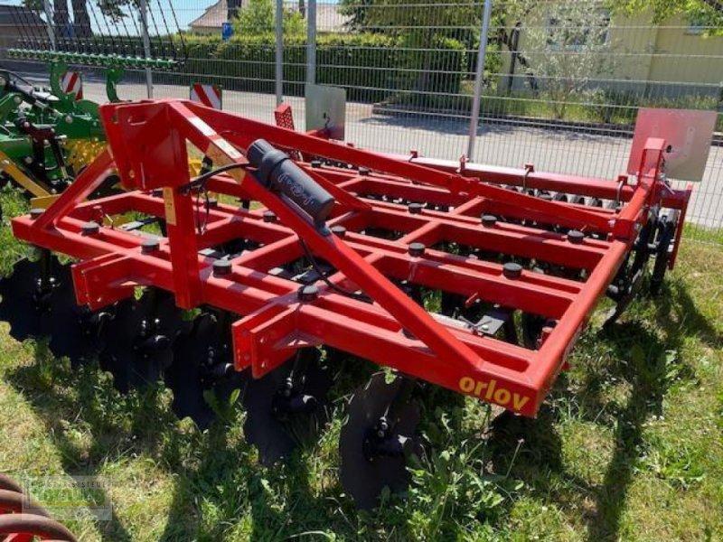 Kurzscheibenegge типа Evers Orlov-Vario, Gebrauchtmaschine в Unterschneidheim-Zöbingen (Фотография 1)