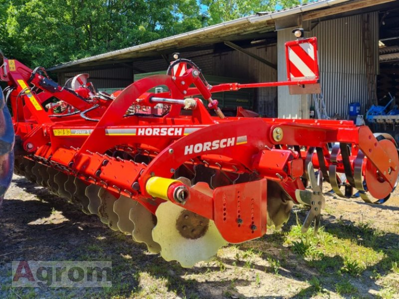 Kurzscheibenegge des Typs Horsch Joker 5 CT, Gebrauchtmaschine in Gondelsheim (Bild 1)