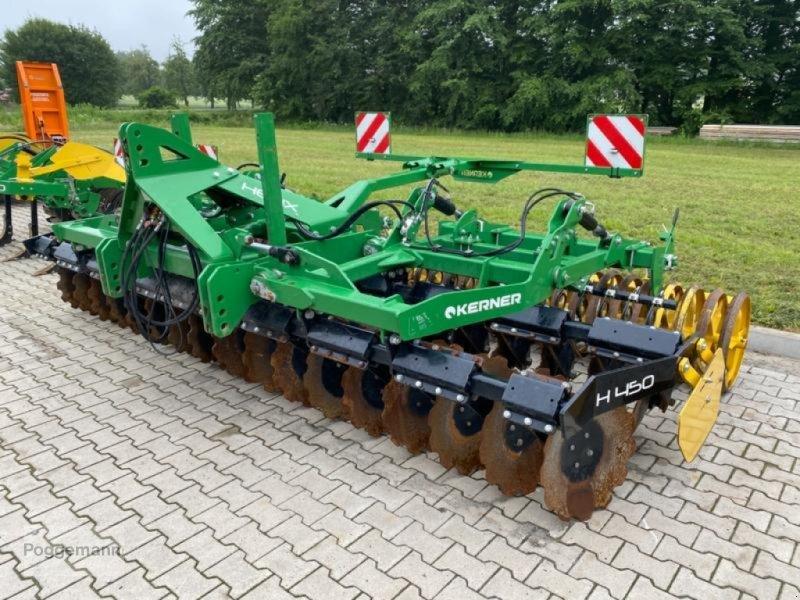 Kurzscheibenegge des Typs Kerner Helix H 450, Vorführmaschine in Bad Iburg - Sentrup (Bild 1)