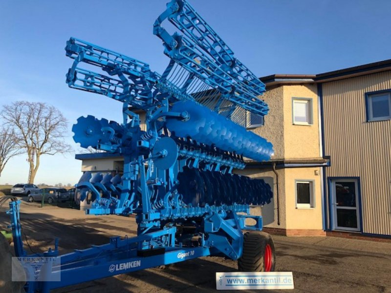 Photo Lemken Gigant 10/800 S RUBIN