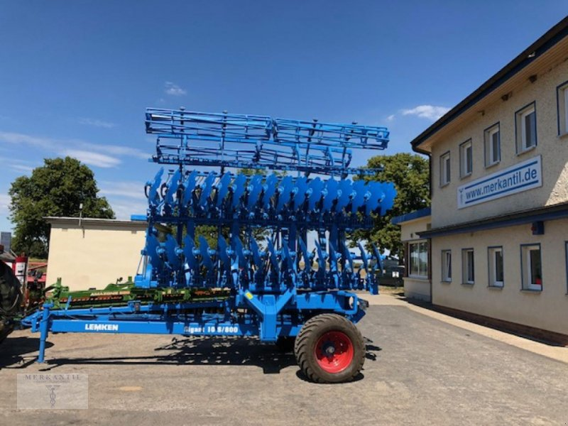 Photo Lemken Gigant Rubin 10S 800