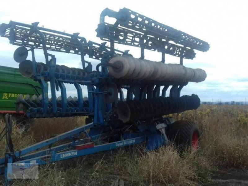 Photo Lemken Gigant Rubin 12S/1200