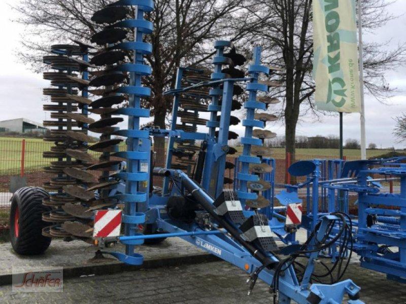 Kurzscheibenegge tip Lemken Heliodor 8/600 KA, Gebrauchtmaschine in Runkel-Ennerich (Poză 1)