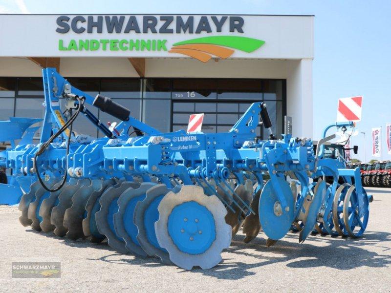 Kurzscheibenegge des Typs Lemken Rubin 10/300U MSW, Vorführmaschine in Aurolzmünster (Bild 1)