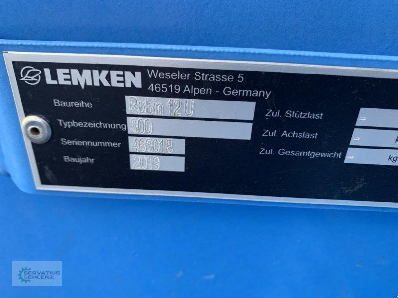 Kurzscheibenegge des Typs Lemken Rubin 12/300 U   Miete ab 375.- € / Tag, Vorführmaschine in Rittersdorf (Bild 4)