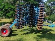 Kurzscheibenegge des Typs Lemken Rubin 9/500 KUA, Gebrauchtmaschine in Oiste
