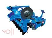 MD Landmaschinen IT Scheibenegge mit Hydropack 2,7 - 4,0m keine Lemken Horsch Kurzscheibenegge