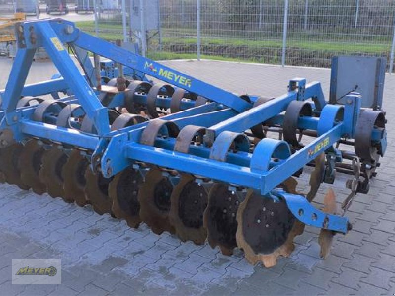 Kurzscheibenegge типа Meyer KSE 3000, Gebrauchtmaschine в Andervenne (Фотография 1)