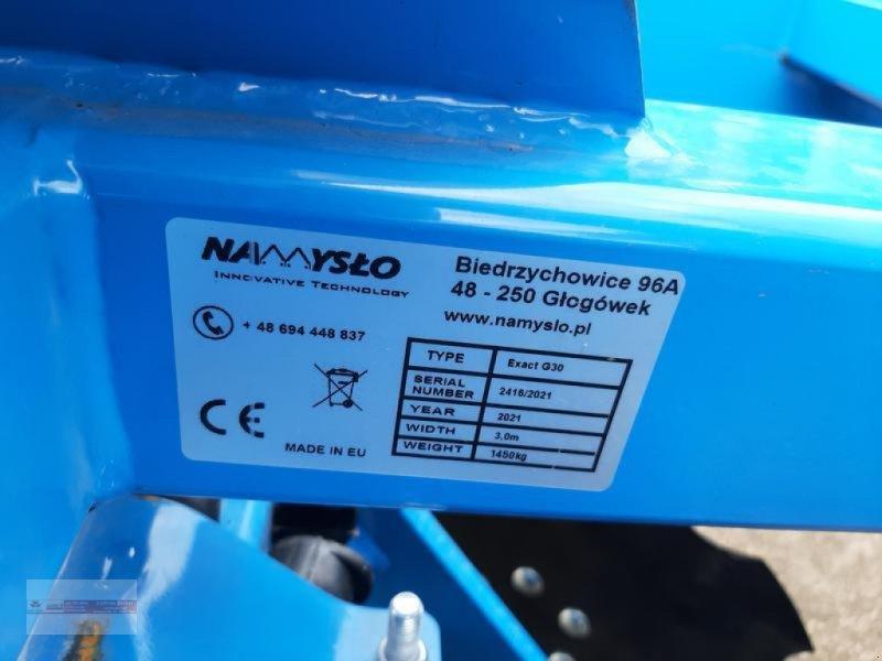 Kurzscheibenegge des Typs Namyslo Exact G30, Vorführmaschine in Tewel (Bild 7)