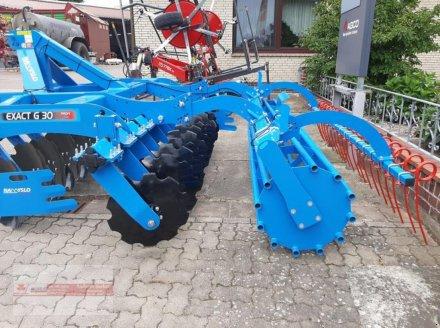 Kurzscheibenegge des Typs Namyslo Exact G30, Vorführmaschine in Tewel (Bild 2)