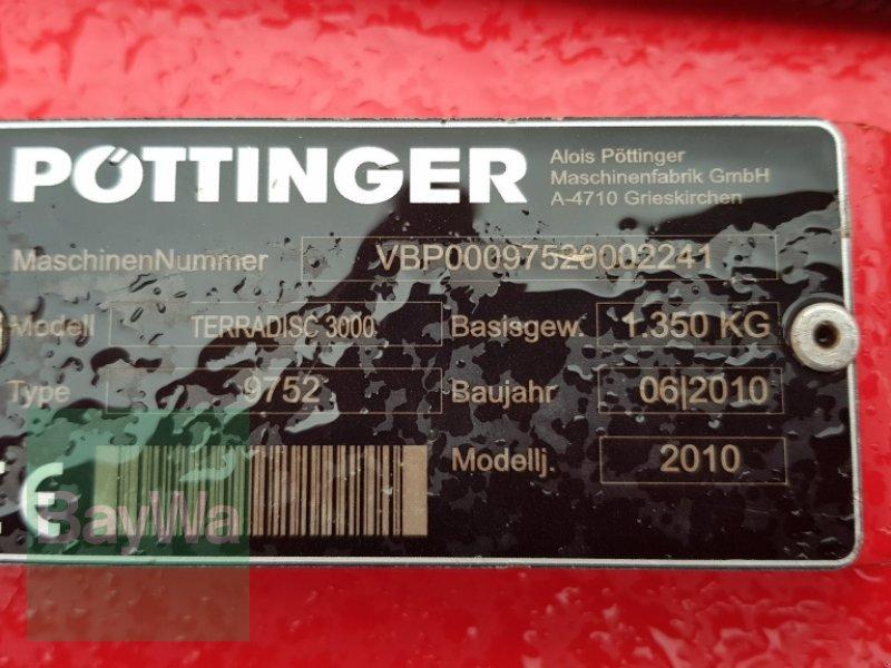 Kurzscheibenegge du type Pöttinger Terradisc 3000, Gebrauchtmaschine en Bamberg (Photo 5)