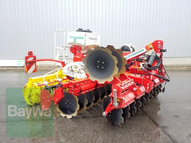 Kurzscheibenegge des Typs Pöttinger Terradisc 3001, Tegosem *Miete ab 245€/Tag*, Gebrauchtmaschine in Bamberg (Bild 1)