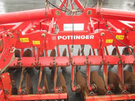 Kurzscheibenegge des Typs Pöttinger Terradisc 5000 K, Gebrauchtmaschine in Wülfershausen an der Saale (Bild 12)