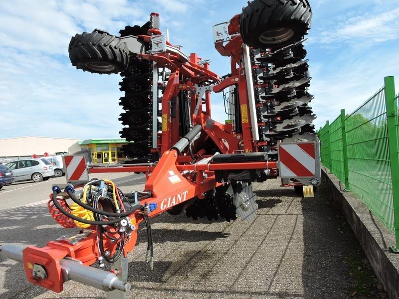 Kurzscheibenegge типа Premium Ltd Giant 500, Vorführmaschine в Eppingen (Фотография 1)