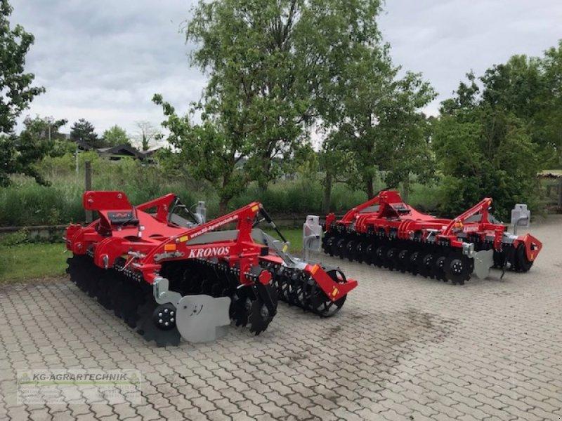Kurzscheibenegge des Typs Premium Ltd KRONOS 300 Kurzscheibenegge, Neumaschine in Langensendelbach (Bild 1)
