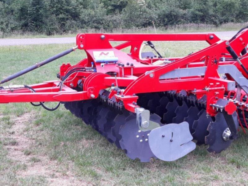 Kurzscheibenegge des Typs Premium Ltd Kronos 300, Gebrauchtmaschine in Itterbeck (Bild 1)