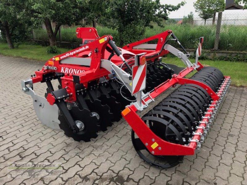Kurzscheibenegge des Typs Premium Ltd KRONOS 300, Neumaschine in Langensendelbach (Bild 1)