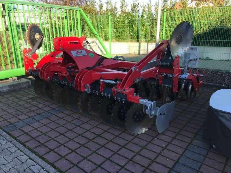 Kurzscheibenegge типа Premium Ltd Kronos 300, Gebrauchtmaschine в Bad Rappenau (Фотография 1)