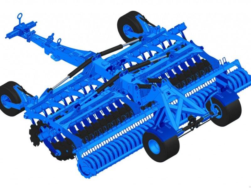 Kurzscheibenegge typu Rolmako U 671 Pro, Neumaschine w Siekierczyn (Zdjęcie 6)