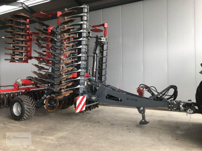 Kurzscheibenegge des Typs Saphir Discstar 606 F, Gebrauchtmaschine in Rühlerfeld (Bild 1)