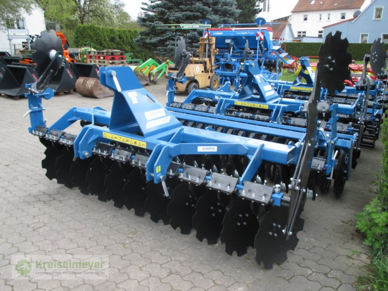 Kurzscheibenegge of the type Sonstige Blue Power BP 300 wartungsfreie Lager, Keilringwalze *AKTION*, Neumaschine in Feuchtwangen (Picture 1)