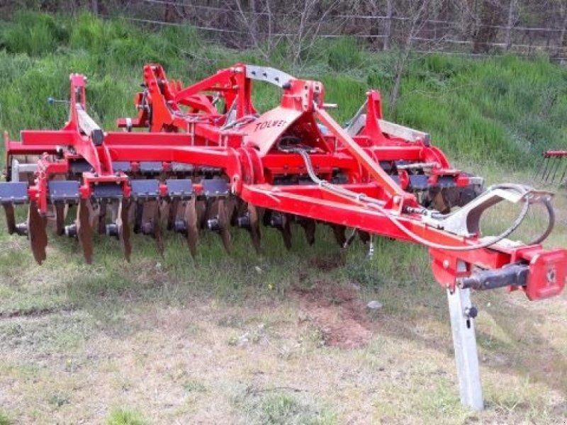 Kurzscheibenegge des Typs Tolmet Astat, Gebrauchtmaschine in Vacegres (Bild 1)