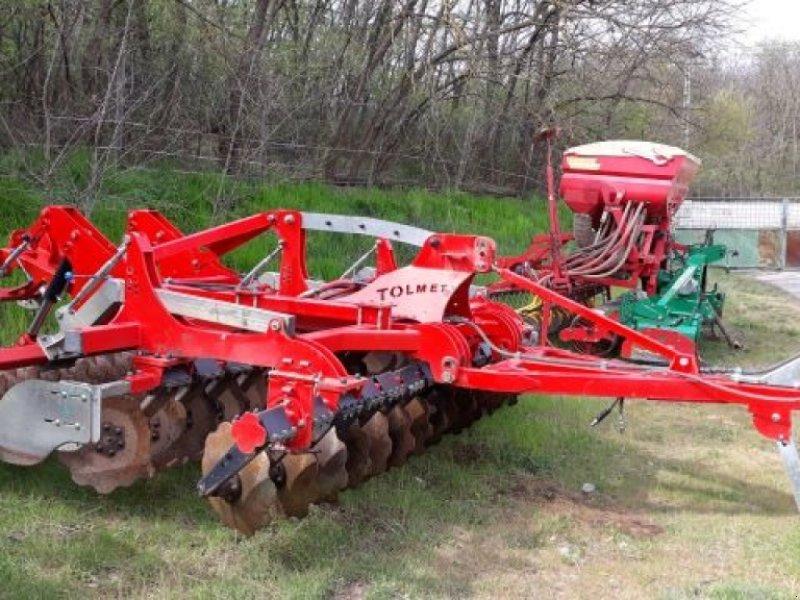 Kurzscheibenegge des Typs Tolmet Astat, Gebrauchtmaschine in Vacegres (Bild 2)