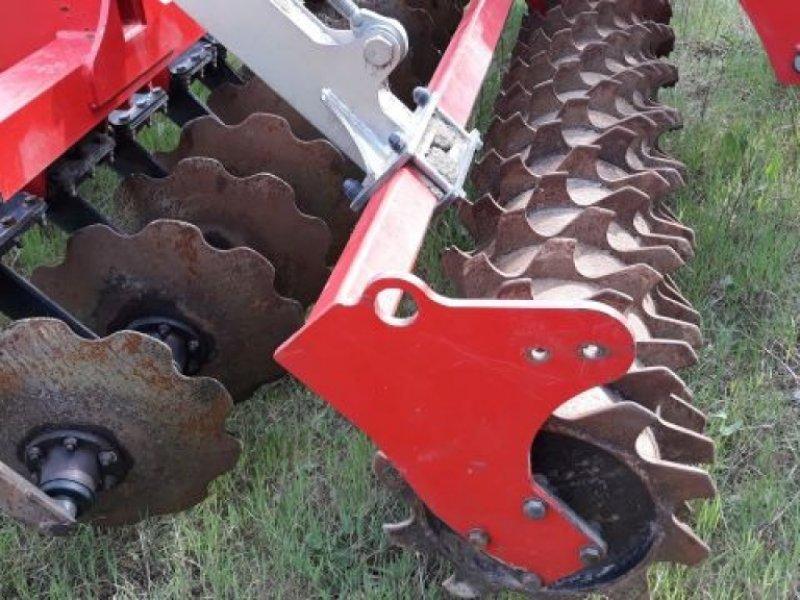 Kurzscheibenegge des Typs Tolmet Astat, Gebrauchtmaschine in Vacegres (Bild 6)