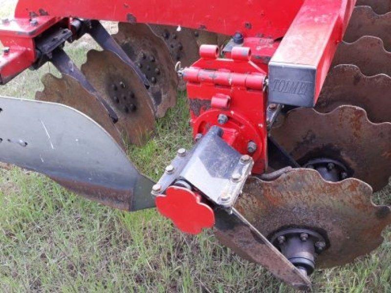 Kurzscheibenegge des Typs Tolmet Astat, Gebrauchtmaschine in Vacegres (Bild 7)