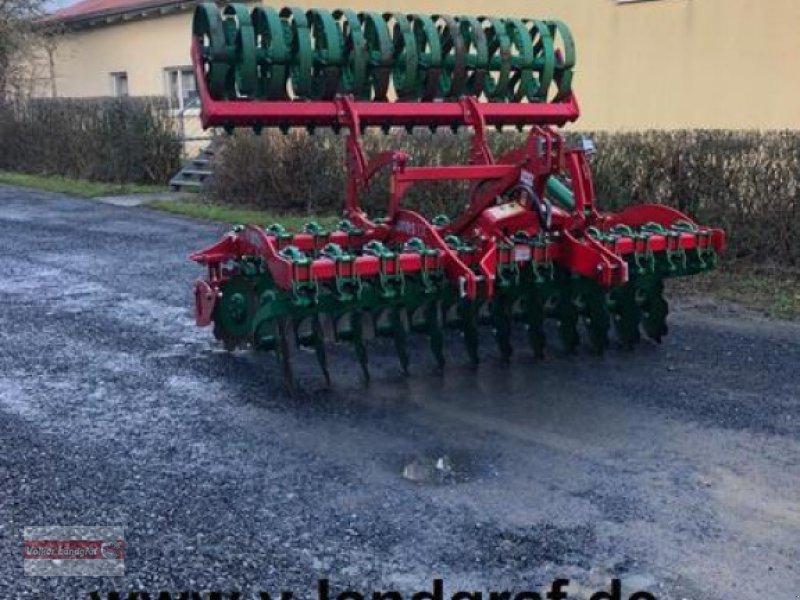 Kurzscheibenegge des Typs Unia Ares Roller UP TX, Gebrauchtmaschine in Ostheim/Rhön (Bild 1)