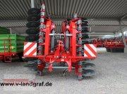 Kurzscheibenegge of the type Unia Ares XL 4,5 Drive, Neumaschine in Ostheim/Rhön