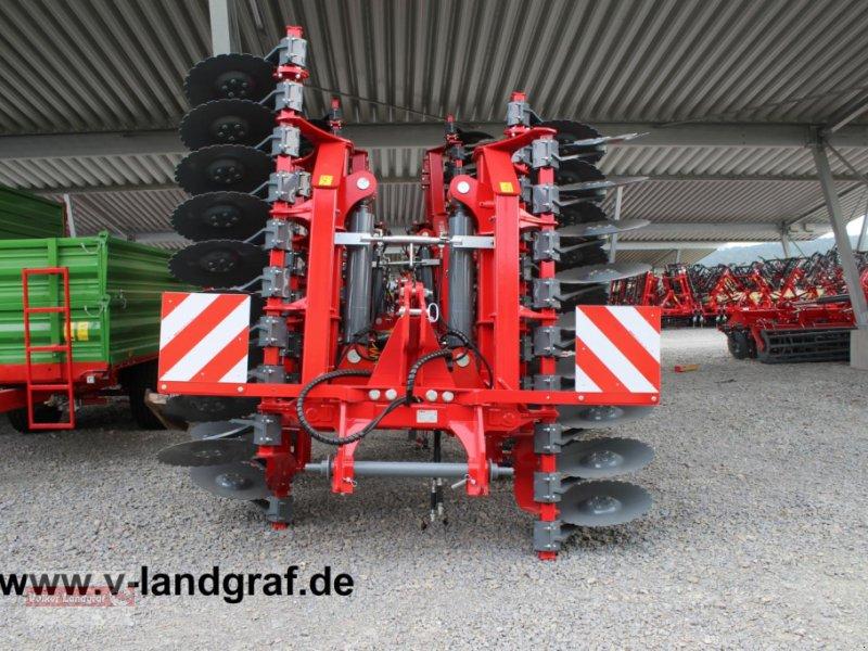 Kurzscheibenegge of the type Unia Ares XL 4,5 Drive, Neumaschine in Ostheim/Rhön (Picture 1)