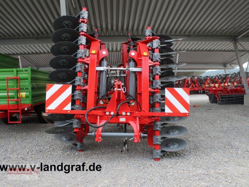 Kurzscheibenegge des Typs Unia Ares XL 4,5 Drive, Neumaschine in Ostheim/Rhön (Bild 1)