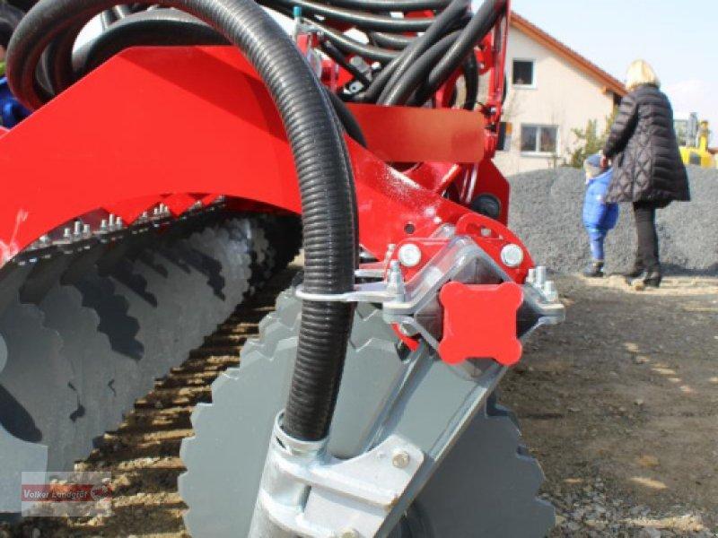 Kurzscheibenegge des Typs Unia Arex XLA, Neumaschine in Ostheim/Rhön (Bild 7)