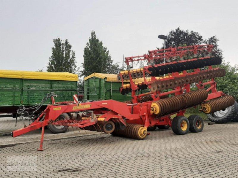 Kurzscheibenegge des Typs Väderstad Carrier CR 1225, Gebrauchtmaschine in Prenzlau (Bild 1)