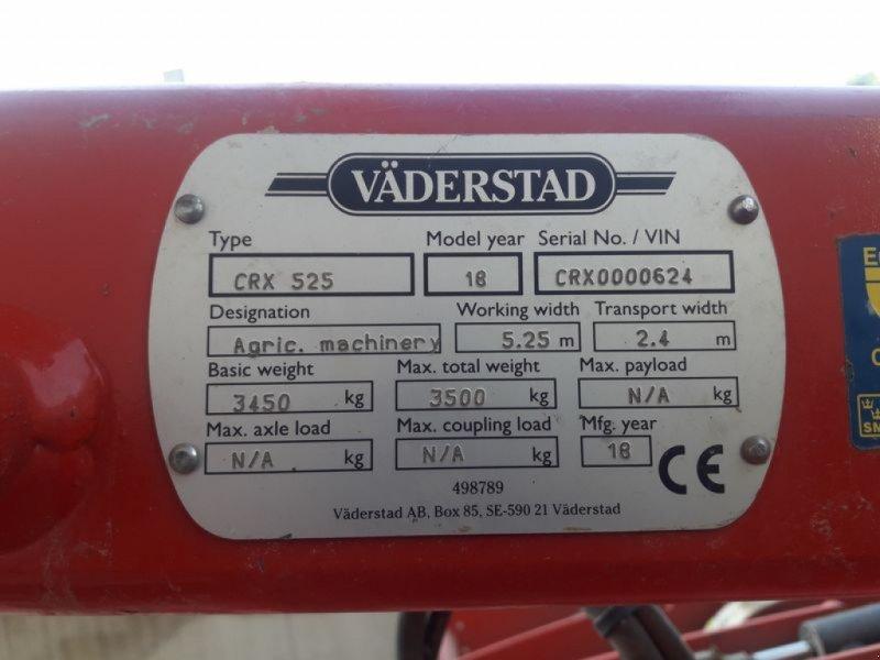 Kurzscheibenegge типа Väderstad Carrier X 525, Gebrauchtmaschine в Langerringen (Фотография 4)