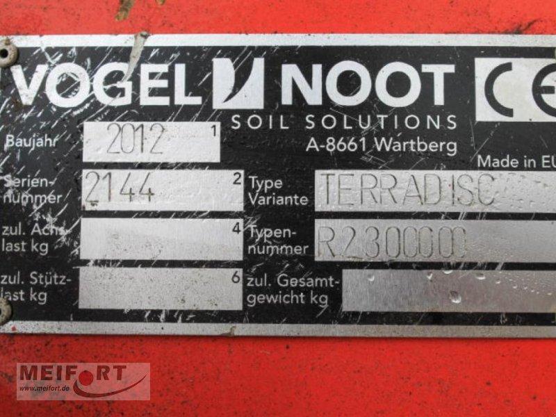 Kurzscheibenegge des Typs Vogel & Noot TERRADISC 300, Gebrauchtmaschine in Daegeling (Bild 6)