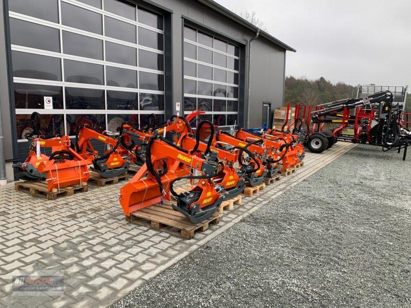 Ladekrane & Rückezange des Typs Auer Rückezangen verschiedene Varianten am Lager, Neumaschine in Lichtenfels (Bild 2)