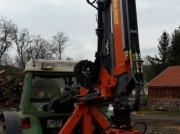 Auer Timberlift SK5 Погрузочные краны и трелевочные клещи