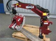 BGU HVZ 13000/ kutz eingesetzt Погрузочные краны и трелевочные клещи