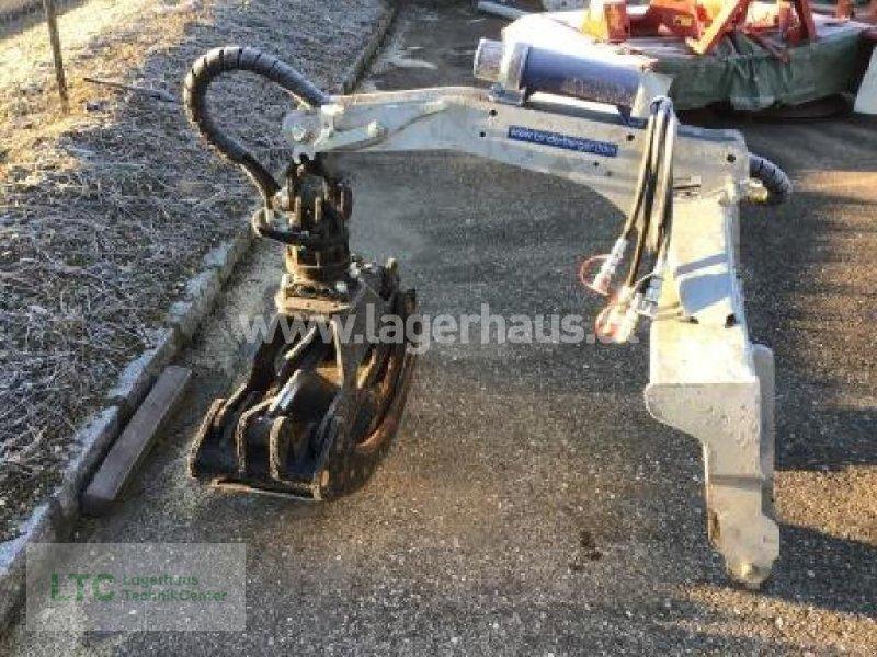 Ladekrane & Rückezange a típus Binderberger HOLZZANGE, Gebrauchtmaschine ekkor: Attnang-Puchheim (Kép 1)